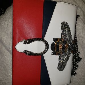Gucci Bags - Gucci Dionysus GG Bumblebee Embroidery